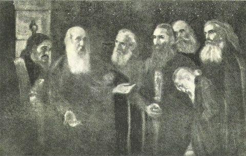 Ο ρόλος του Κλήρου στα 1821