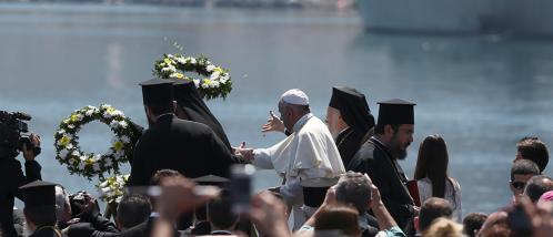 Επίσκεψη πάπα 1