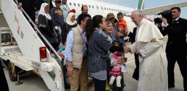 Επίσκεψη πάπα 2