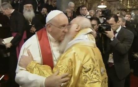 Βαρθολομαίος - Πάπας 5
