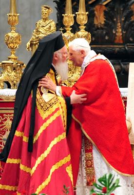 Βαρθολομαίος - Πάπας 6